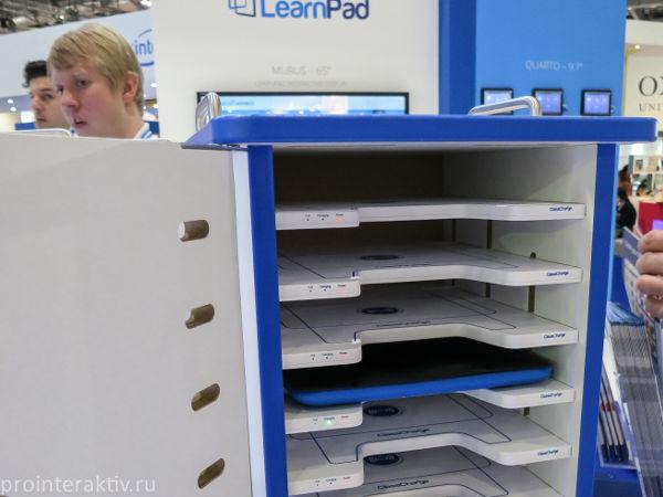 Learnpad: док-станция для планшетов